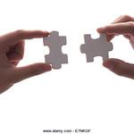 P5.5 / Photo to accompany figure 5.2 / Choosing a business partner.  Choice 1 of 14