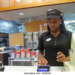 P7.8 / Fast Food Employees.  Choice  2 of 14