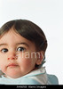 Fig 2.48 / Very Cute Italian baby<br /> <br /> Choice 7 of 13<br /> <br /> A466N8 Close up of toddler girl with big eyes