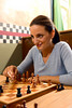 Choice 6 of 11 / Getty <br /> <br /> Woman playing chess