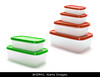 m362 S9.5 / Choice 10 of 11 / BKEM41 Stacks of Plastic Containers