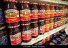 P7.3 / Jars of jelly or jam<br /> Choice 1 of 10<br /> <br /> C0F1HP Smucker's and other jams and jellies in a supermarket