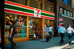 P15.3 / 7-11 for Time and Place Utility Choice 9 of 11  A 7-Eleven store is seen in Midtown Manhattan on Tuesday, May 25, 2010. The convenience store operator has announced an citywide expan ...