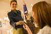 P18.5 Credit Cards to replace image on page 495<br /> <br /> Choice 2 of 14<br /> <br /> Virginia Beach, Virginia, United States --- Mixed race woman handing credit card to cashier in shop --- Image by © Mark Edward Atkinson/Blend Images/Corbis