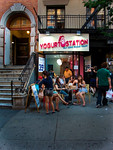 P2.4 Business enhancing community, to replace image on page 33 of 9th edition Choice 11 of 11  A Yogurt Station frozen yogurt store in the East Village neighborhood of New York on Saturday,  ...