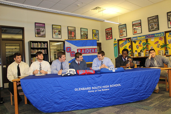 Signing Day at GBS